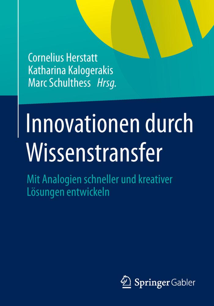 Innovationen durch Wissenstransfer als Buch von