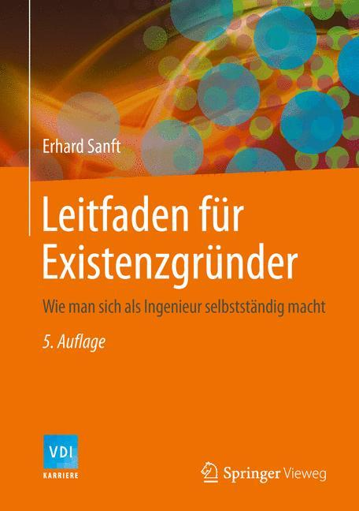 Leitfaden für Existenzgründer als Buch von Erha...