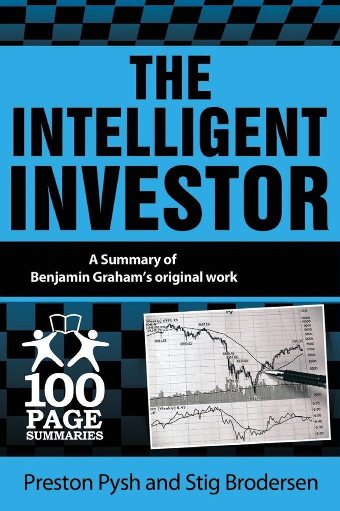 The Intelligent Investor als Buch von Preston P...