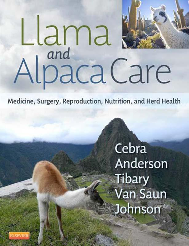 Llama and Alpaca Care als eBook Download von Ch...