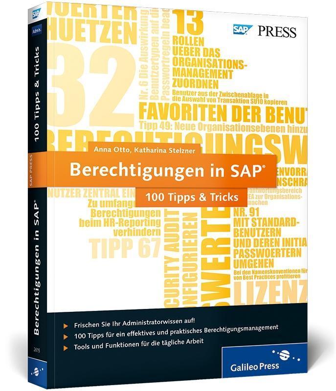 Berechtigungen in SAP - 100 Tipps & Tricks als ...