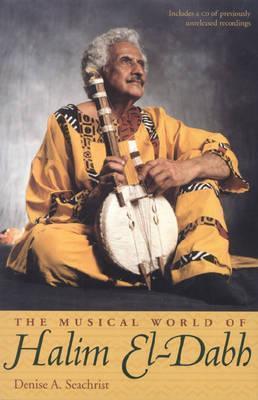 The Musical World of Halim El-Dabh [With CD] als Taschenbuch