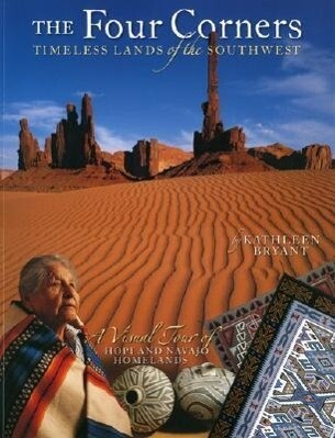 The Four Corners: Timeless Lands of the Southwest als Taschenbuch