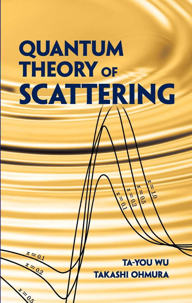 Quantum Theory of Scattering als eBook Download...