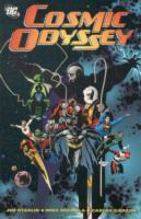 Cosmic Odyssey TP als Taschenbuch
