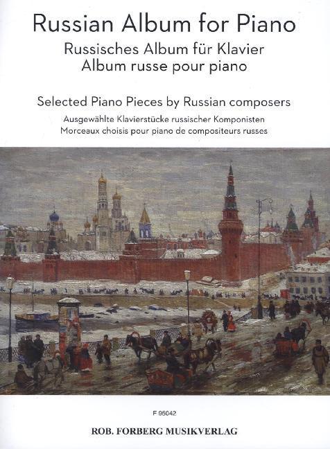 Russian Album als Buch von