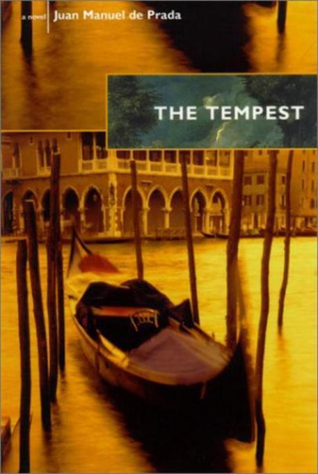 The Tempest als Buch