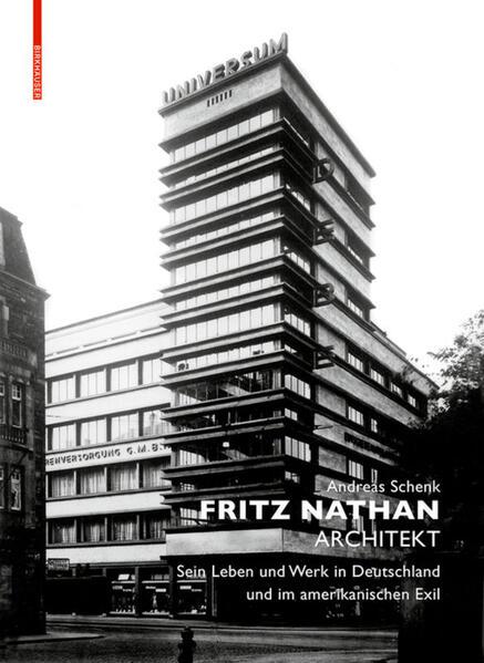 Fritz Nathan - Architekt als Buch von Andreas S...
