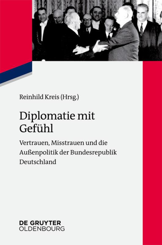 Diplomatie mit Gefühl als Buch von