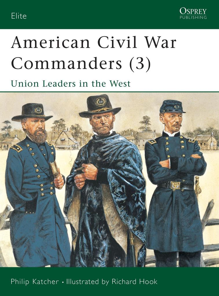 American Civil War Commanders als Taschenbuch