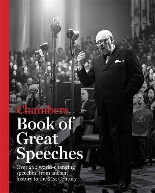 Chambers Book of Great Speeches als Buch von