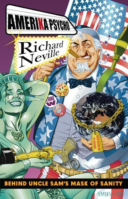 Amerika Psycho: Behind Uncle Sam's Mask of Sanity als Buch