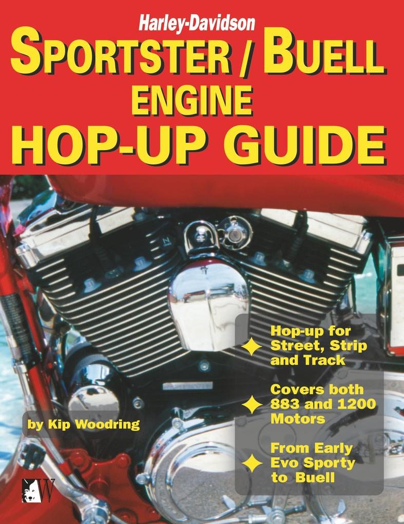 Sportster/Buell Engine Hop-Up Guide als Buch