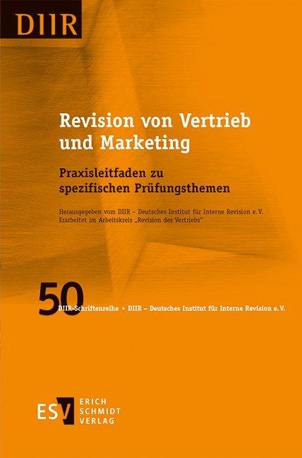 Revision von Vertrieb und Marketing als Buch von