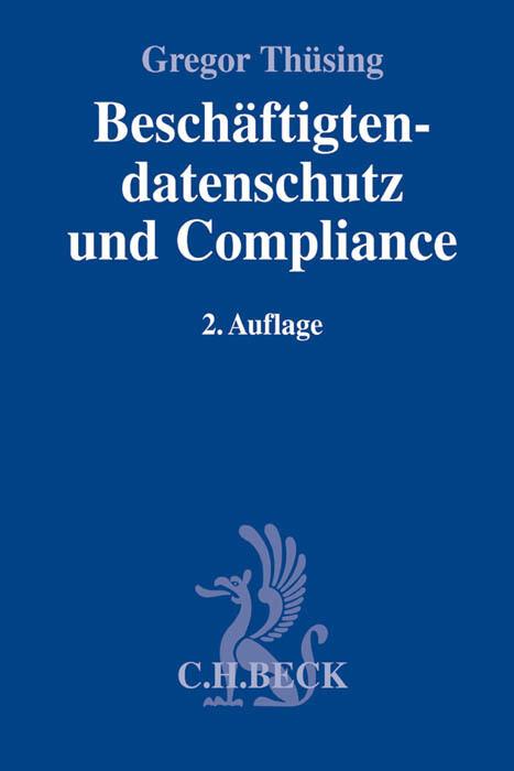 Beschäftigtendatenschutz und Compliance als Buch