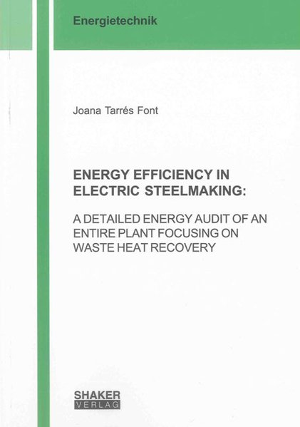 ENERGY EFFICIENCY IN ELECTRIC STEELMAKING als B...