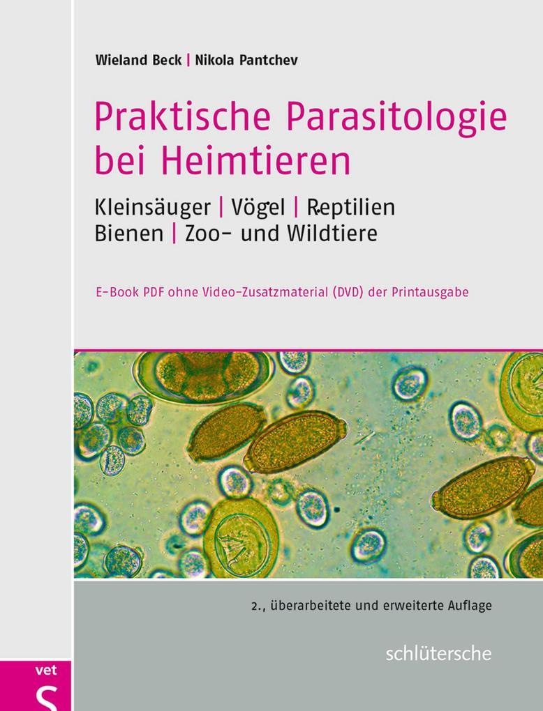 Praktische Parasitologie bei Heimtieren als eBo...