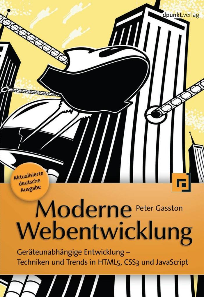 Moderne Webentwicklung als eBook Download von P...