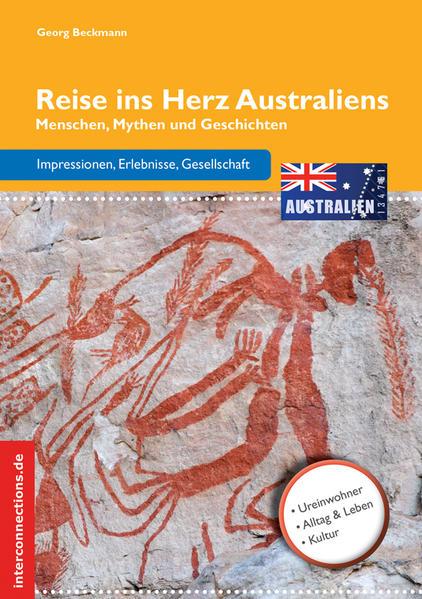 Reise ins Herz Australiens als Buch von Georg B...