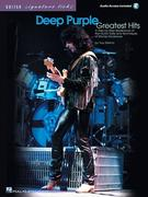 Deep Purple - Greatest Hits: A Step-By-Step Breakdown of the Guitar Style and Techniques of Ritchie Blackmore [With CD]