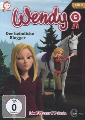 (6)DVD z.TV-Serie-Der Heimliche Blogger
