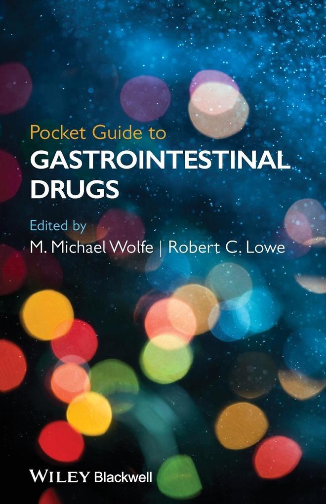Pocket Guide to Gastrointestinai Drugs als Taschenbuch