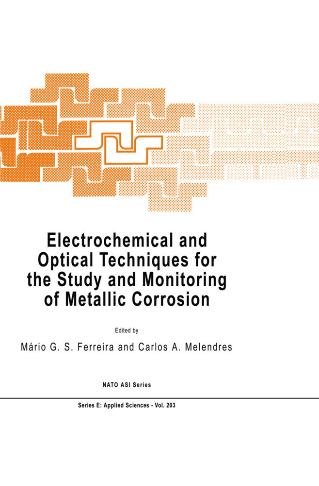 Electrochemical and Optical Techniques for the Study and Monitoring of Metallic Corrosion als Buch