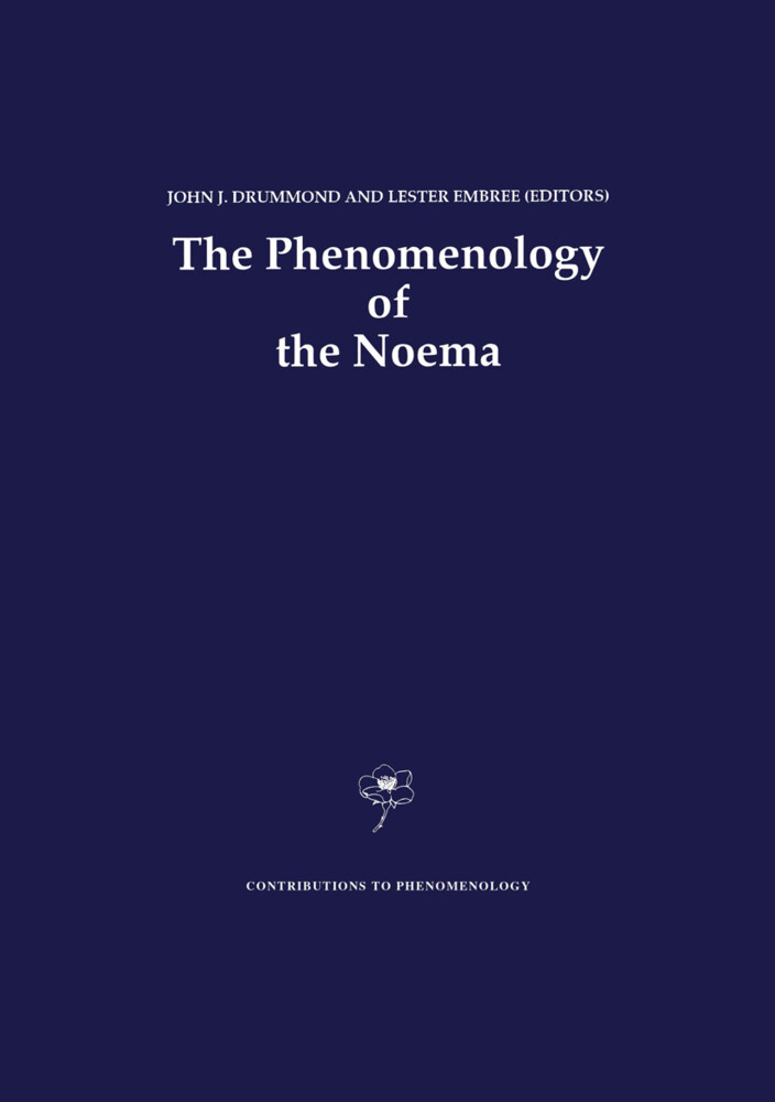 The Phenomenology of the Noema als Buch
