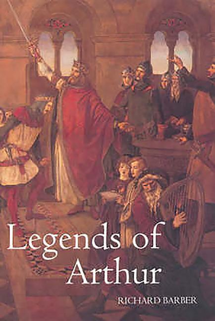 Legends of Arthur als Buch