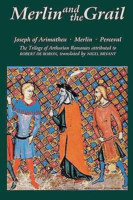 Merlin and the Grail als Taschenbuch