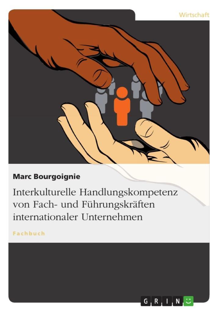 Interkulturelle Handlungskompetenz von Fach- un...