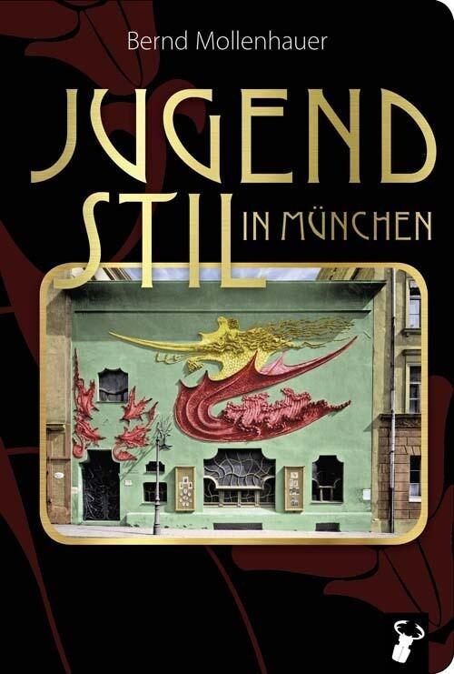 Jugendstil in München als Buch