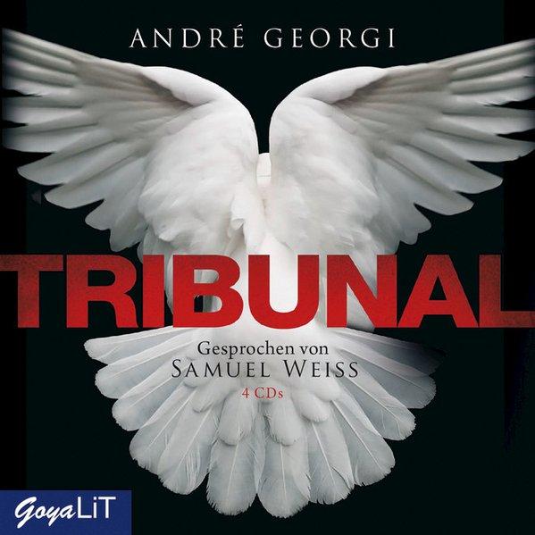 Tribunal als Hörbuch CD von André Georgi