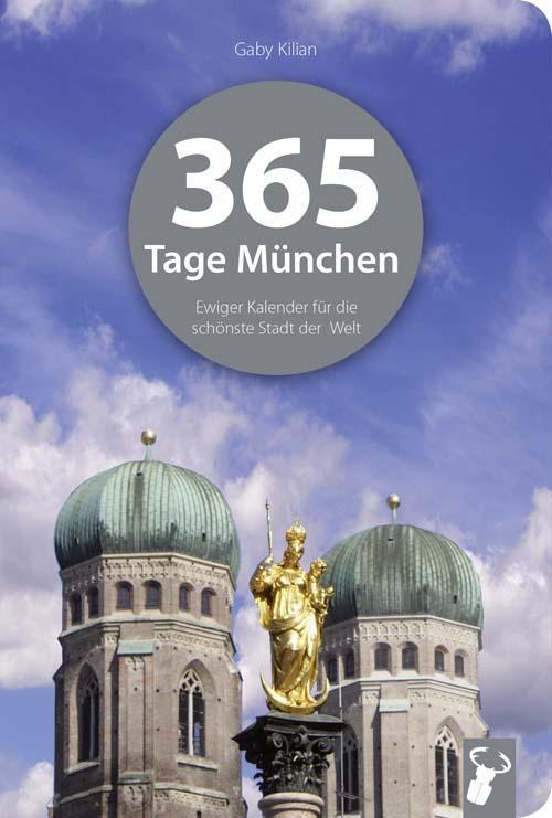 365 Tage München als Buch