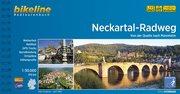 Bikeline Radtourenbuch Neckartal- Radweg