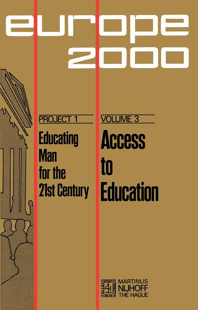 Access to Education als Buch