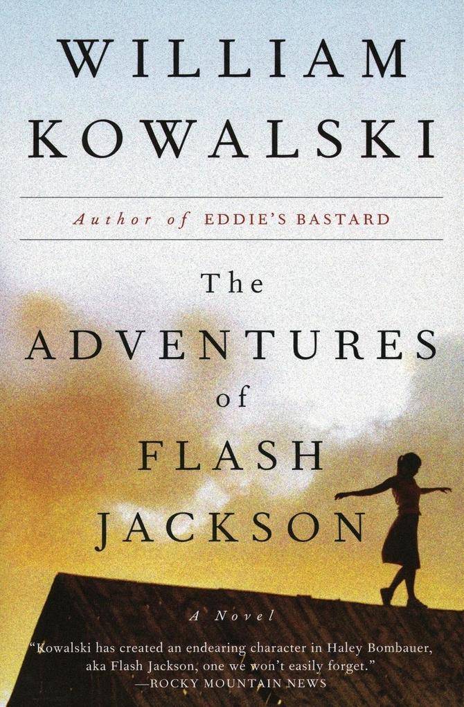 The Adventures of Flash Jackson als Taschenbuch