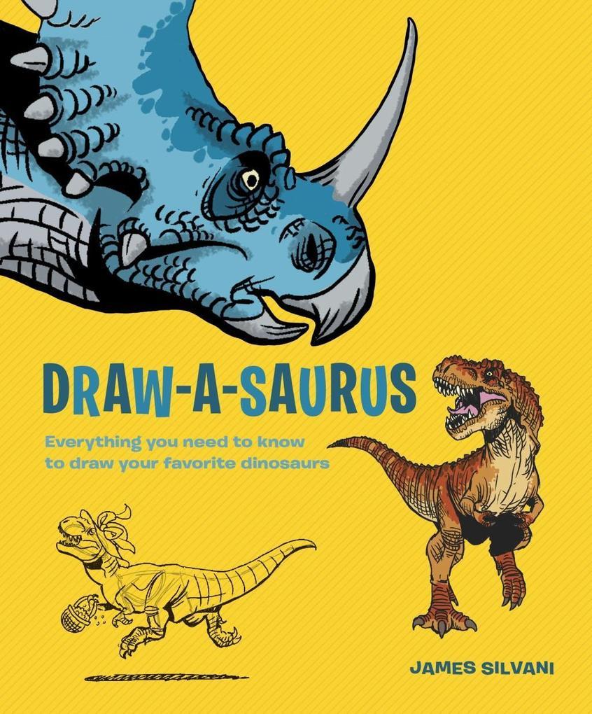Draw-A-Saurus als eBook epub