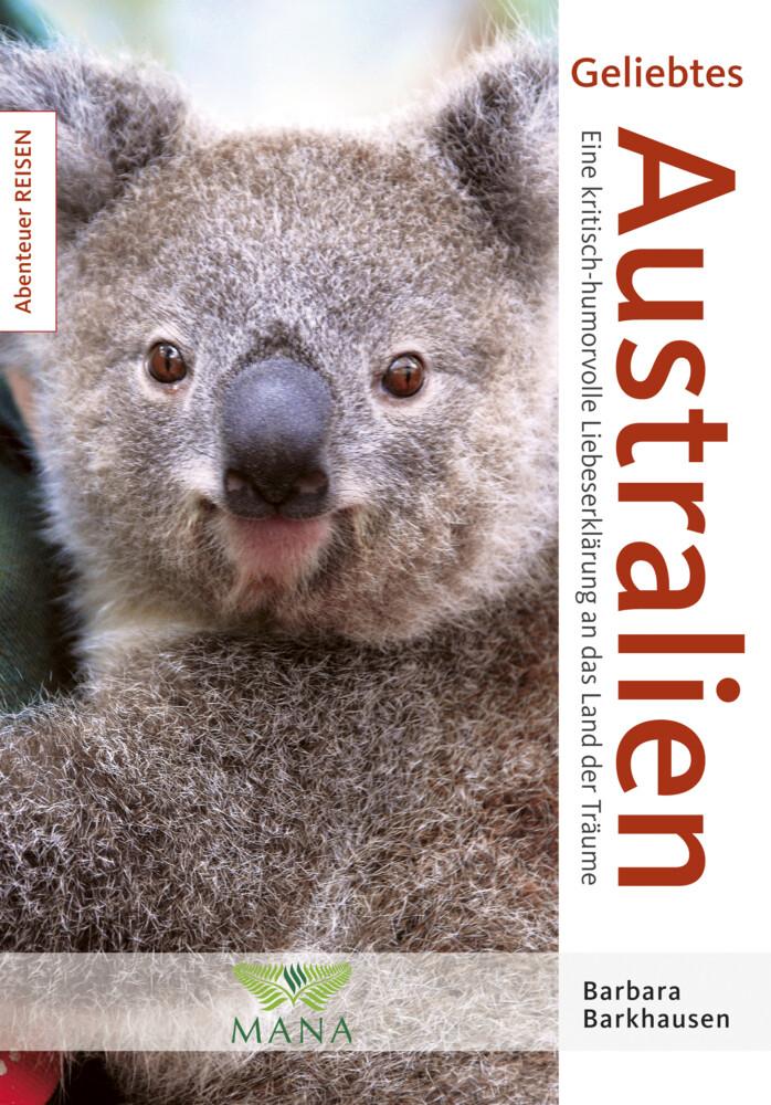 Geliebtes Australien als Buch von Barbara Barkh...