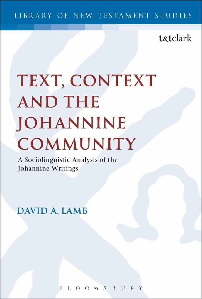 Text, Context and the Johannine Community als e...