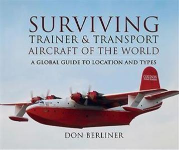 Surviving Trainer and Transport Aircraft of the...
