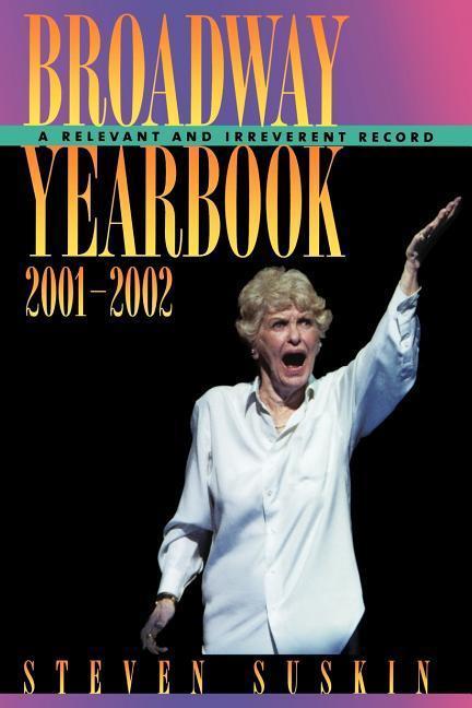 Broadway Yearbook als Taschenbuch