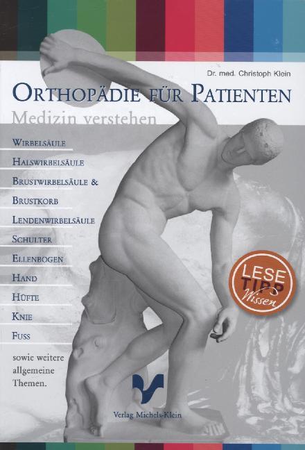 Orthopädie für Patienten als Buch von Christoph...
