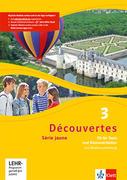 Découvertes Série jaune 3. Fit für Tests und Klassenarbeiten. Arbeitsheft mit CD-ROM und Lösungen