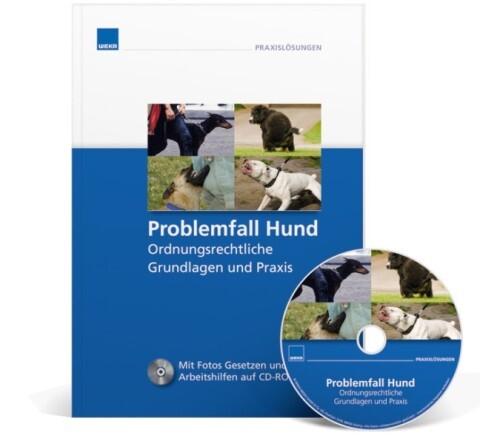 Problemfall Hund, m. CD-ROM als Buch von