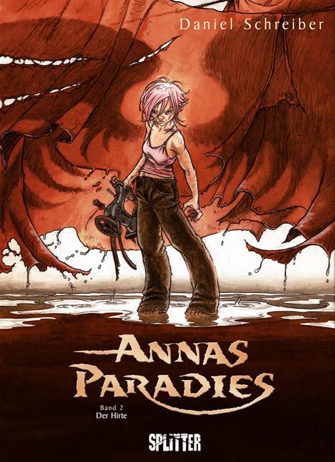 Annas Paradies 02. Der Hirte als Buch von Danie...