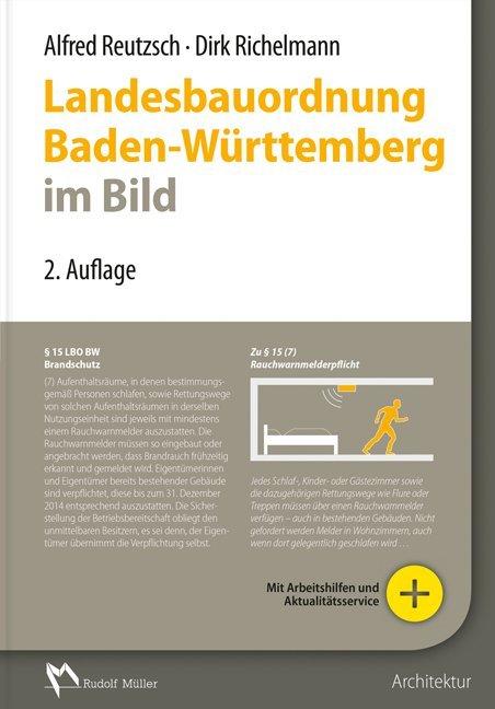 Landesbauordnung Baden-Württemberg im Bild als ...