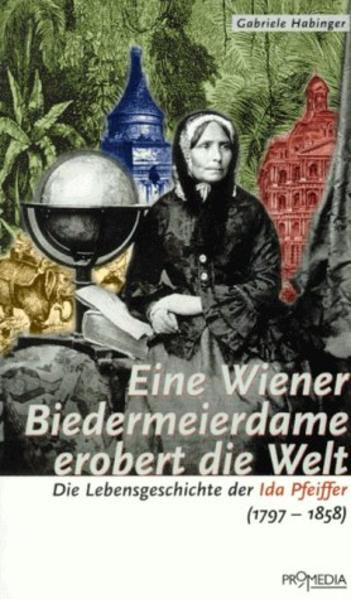 Eine Wiener Biedermeierdame erobert die Welt als Buch