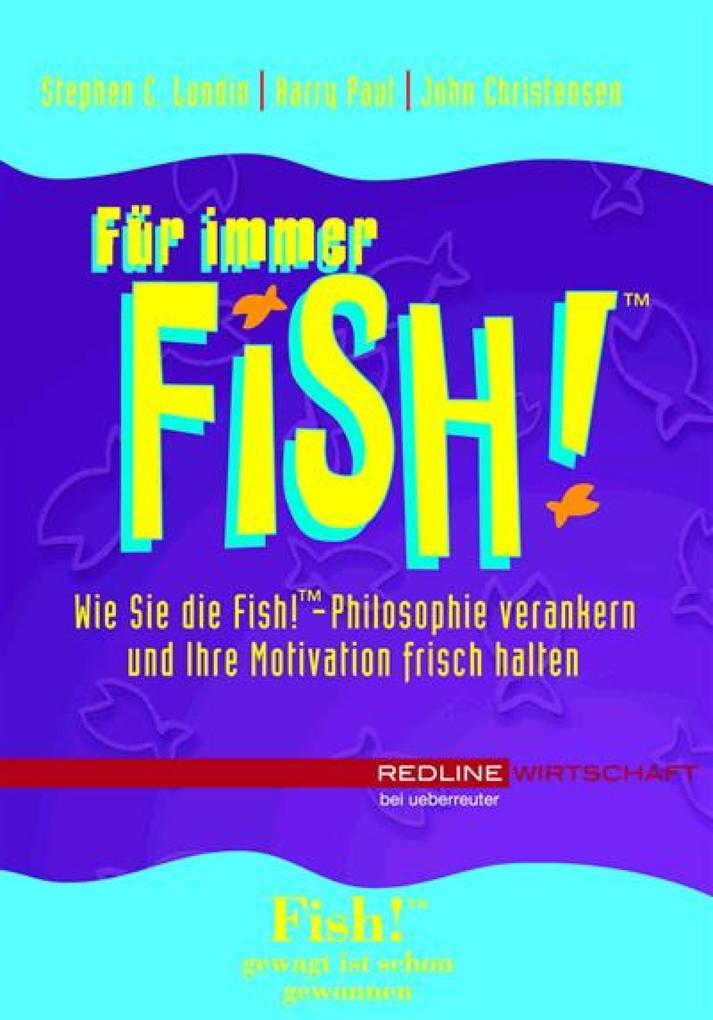 Für immer Fish! als eBook