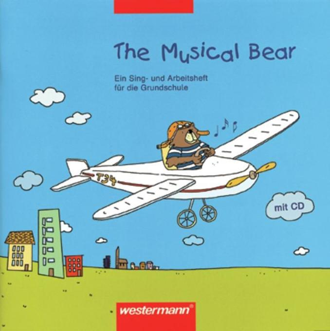 The Musical Bear als Buch
